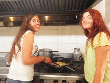 shanti cooking